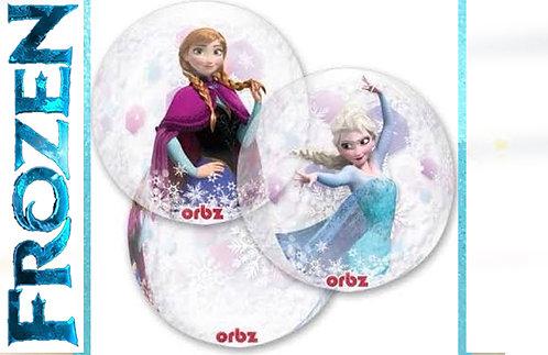 Frozen Orbz Balloons