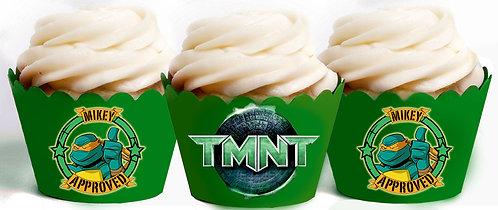TMNT Party Wraps