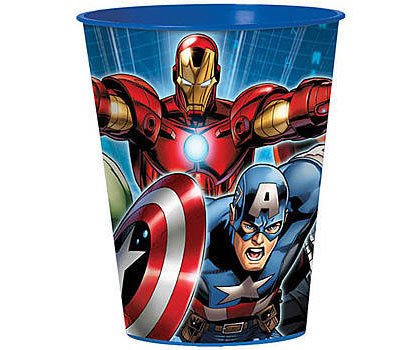 Marvel Superhero Souvenir Party Cup