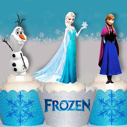 Disney Frozen Movie Toppers