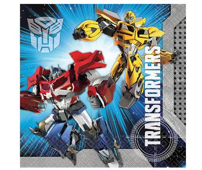 Transformers Luncheon Napkin