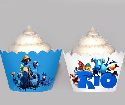 Rio Wraps