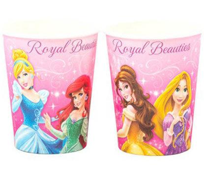 Sparkle Princess Cups