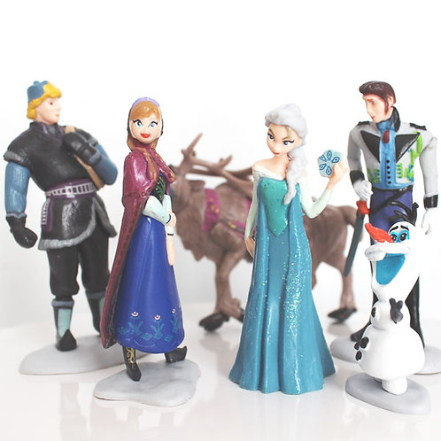 Frozen Movie Toppers