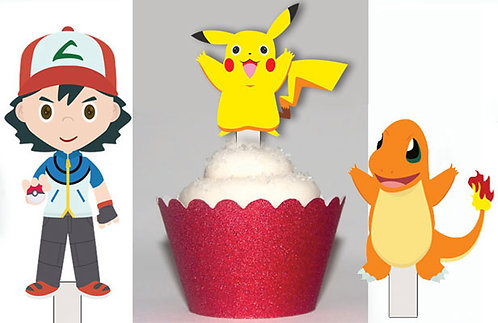 Pokemon Toppers