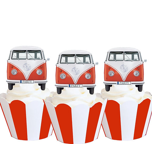 VW Campervan Toppers