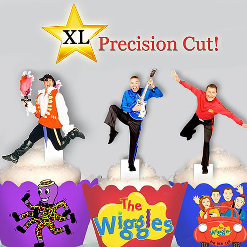 Wiggles Toppers