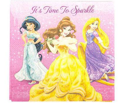 Sparkle Princess Napkins