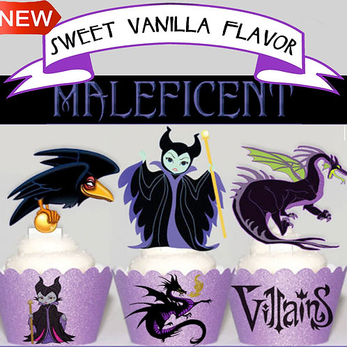 Maleficent Toppers