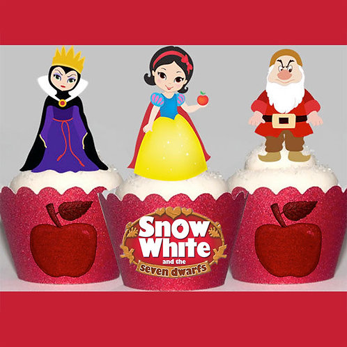 Snow White Toppers