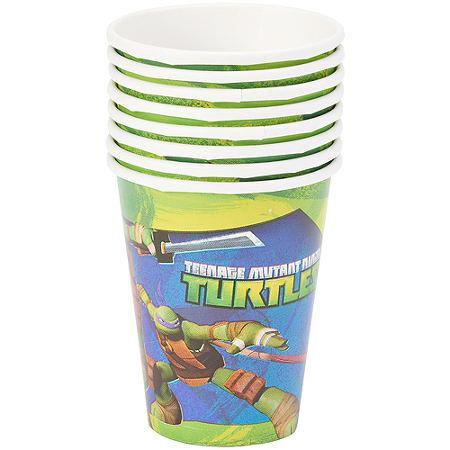 TMNT Ninja Turtle Party Cup