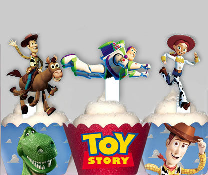 Toy Story Toppers
