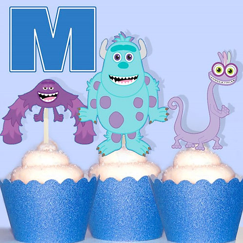 Monster Toppers