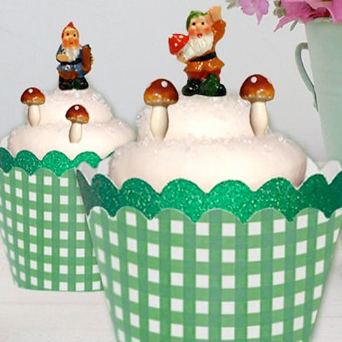 Garden Gnomes Toppers