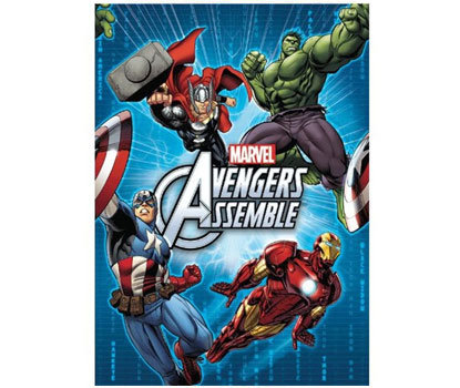 Marvel Superhero Table Cover