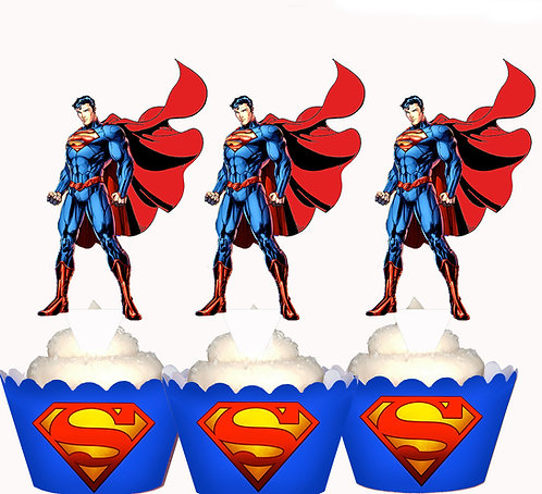 Marvel Superman Toppers