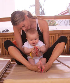 Pregnncy yoga mum and baby yoga active birth