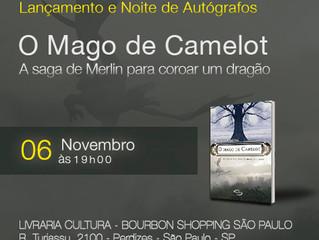 Noite de Autógrafos em São Paulo