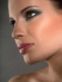 facial waxing lash extensions microdermabrasion Makeup application lesson with La Belle Angele Day Spa Leawood KS