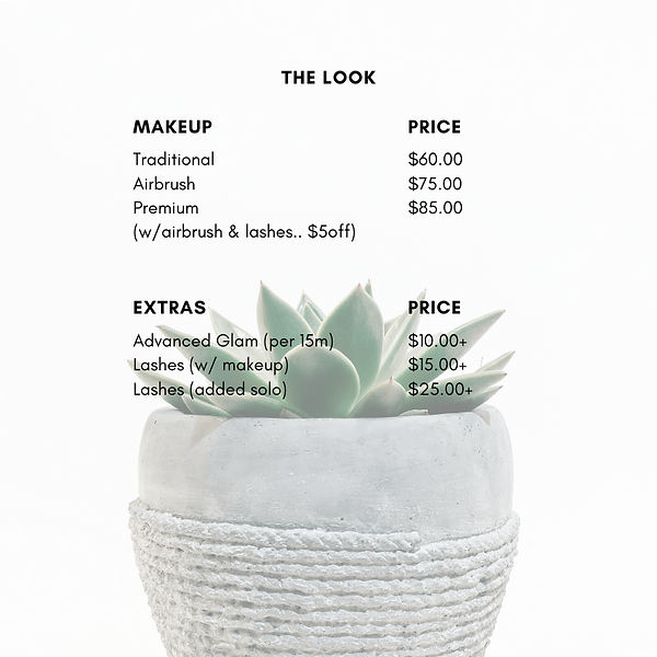 Salon Price List PNG (The Look:Makeup).p