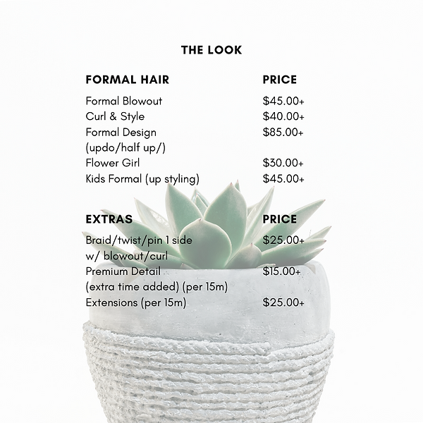 Salon Price List PNG (The Look:Hair).png