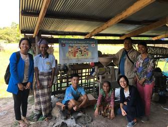 農業支援プロジェクト2018年11月訪問報告