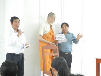 Mr.Hang Vandetミーティング