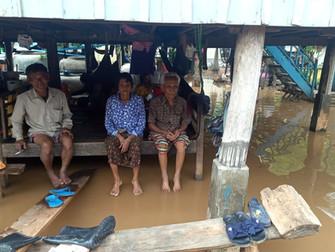 カンボジア・エンパワーメント・プロジェクト(CEP)2020 年度カンボジア農業支援(米銀行)プロジ ェクト報告