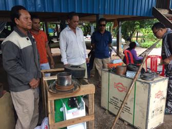 農業支援プロジェクト2019 in バッタンバン・コンポンチュナン(9月24〜25日)
