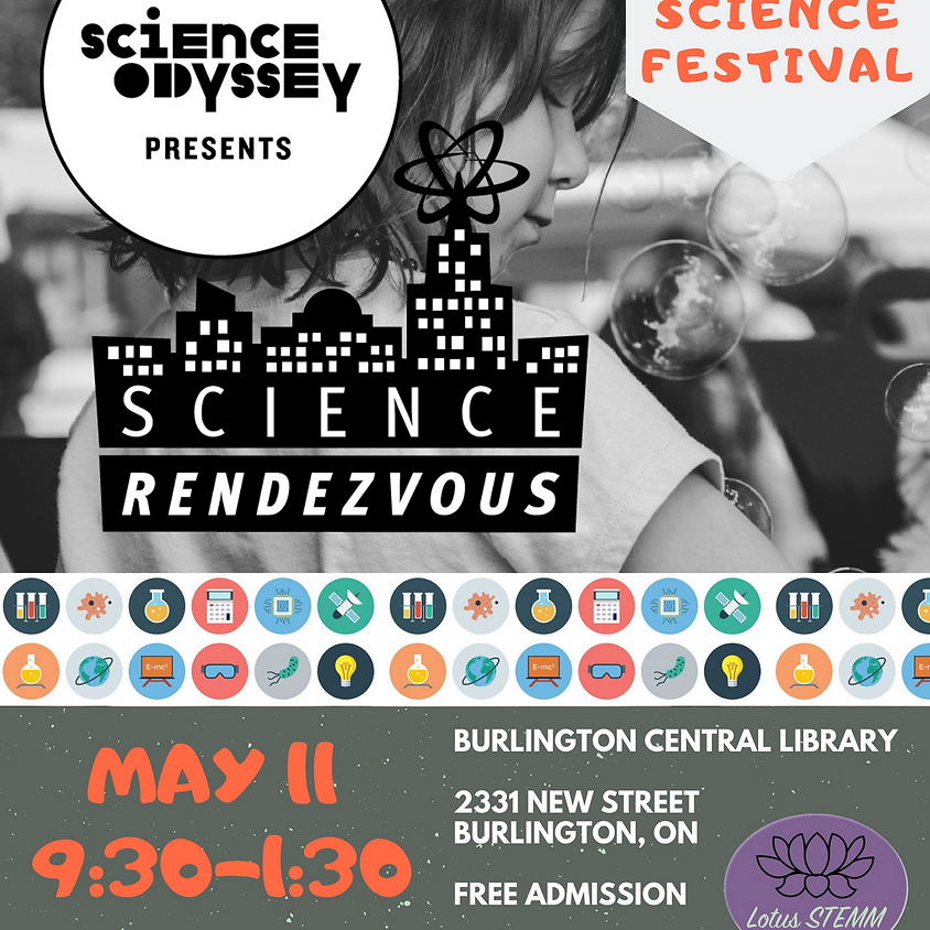 Science Odyssey Presents Science Rendezvous