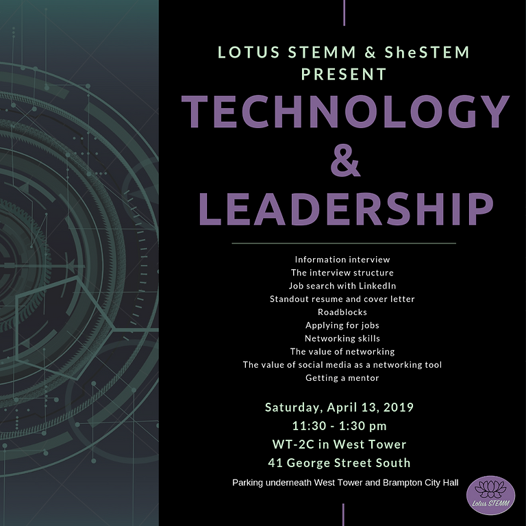 Technology & Leadership