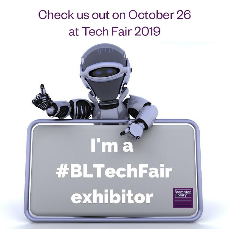 Come visit us at the Brampton Tech Fair 2019