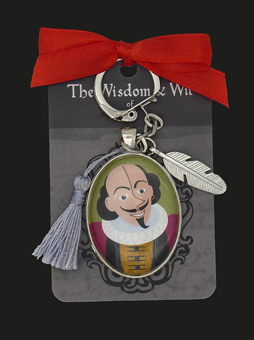 Will the Wit Keyring