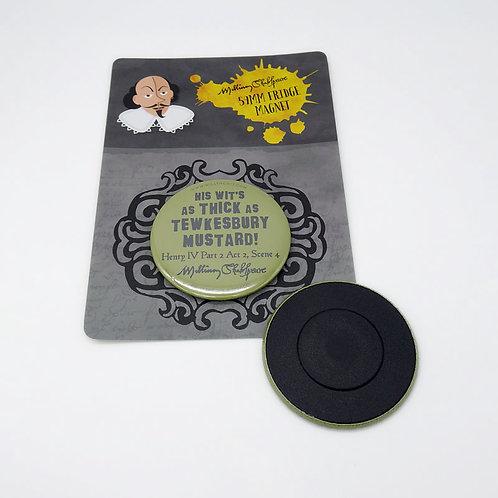 Tewkesbury Mustard Fridge Magnet