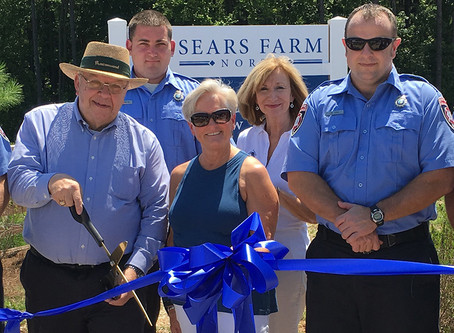 Cary: Searstone Ribbon-cutting