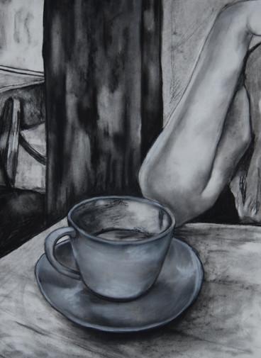 coffee with becca