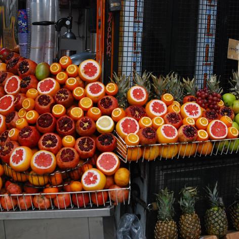 Fruit Seller, Istanbul