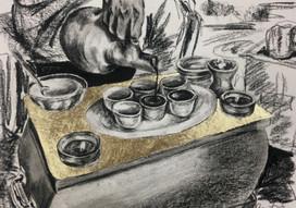 Eritrean Coffee, Kampala