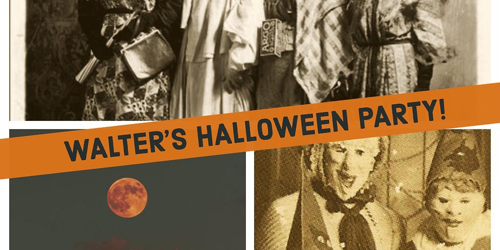 Walter's Halloween Party