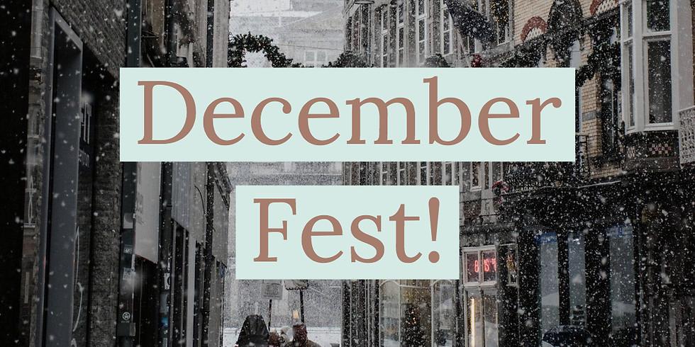 December Fest!