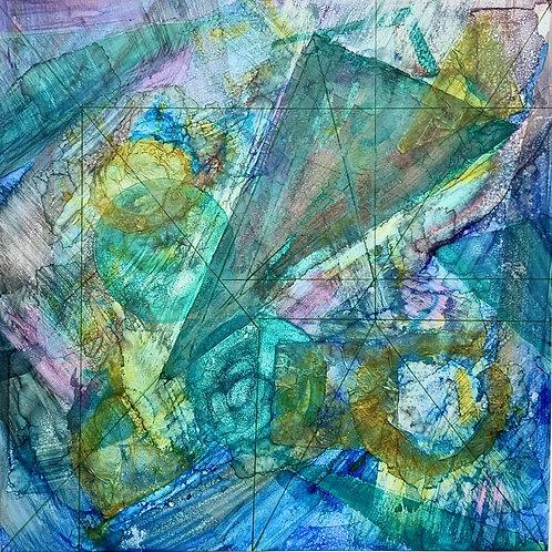 Moody Blues by Linda Romano