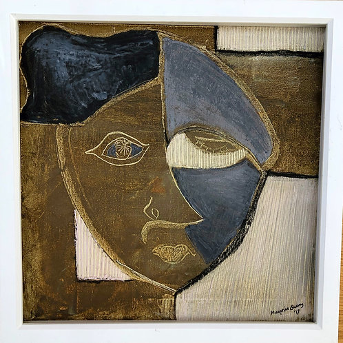 Homage to Picasso! by Marjorie Ouvry