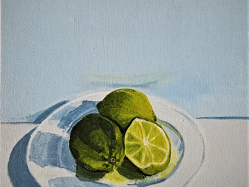 Limes by Dai Anderson