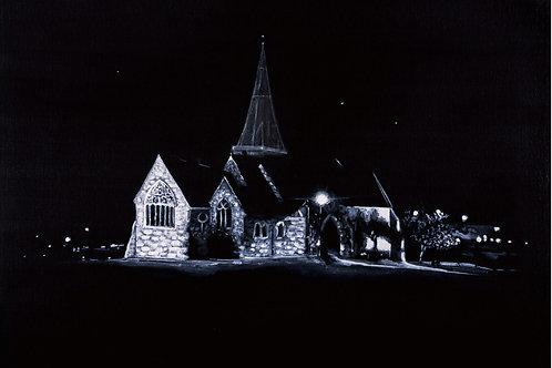 All Saints' Church, Blackheath by Lubna Speitan