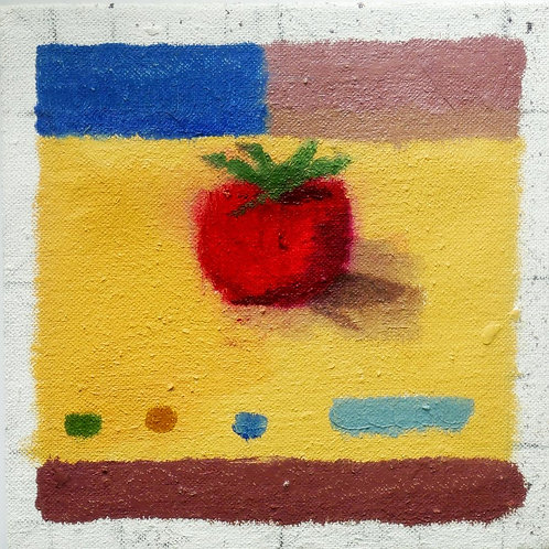 Euan's Tomato by Jack Irish