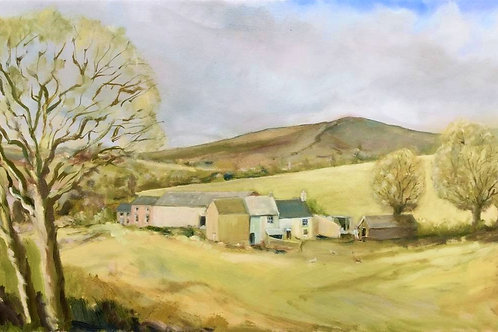 Summerleas Farm, Penrith by Tim Keeler