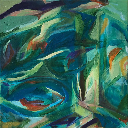 Memory Traces 2 by Ala Jazayeri