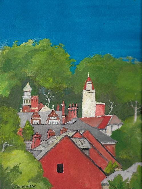Kingston Vale by Barbara Tomlinson
