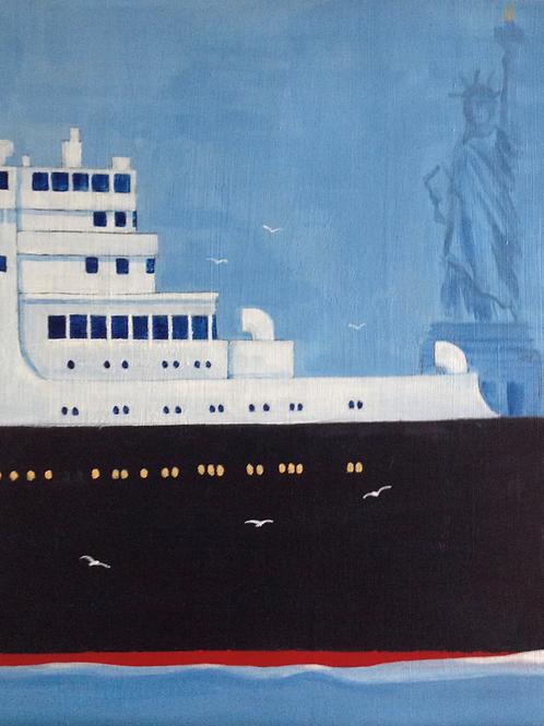 Transatlantic by Rob Marchant