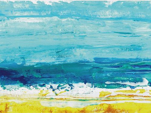 Shorebreak by Sophie Morris
